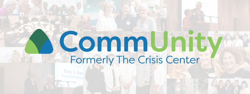 CommUnity, Formerly The Crisis Center