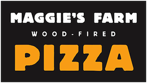 Maggie's Farm Wood-Fired Pizza logo